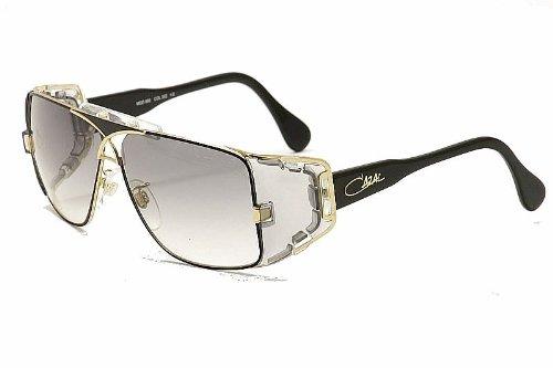 Cazal Sunglasses CZ 955 BLACK 302 - Cazal Round