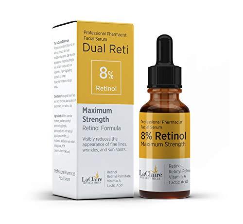 LaClaire Retinol Retinyl Serum Hyperpigmentation