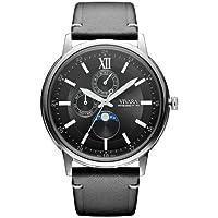 Relógio Vivara Masculino Couro Preto - DS13461R0A-1