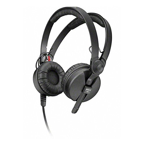 Sennheiser HD25-1 II Closed-Back Headphones - Hd 25 Professional Closed Headphone