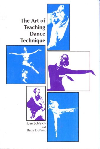 The Art of Teaching Dance Technique