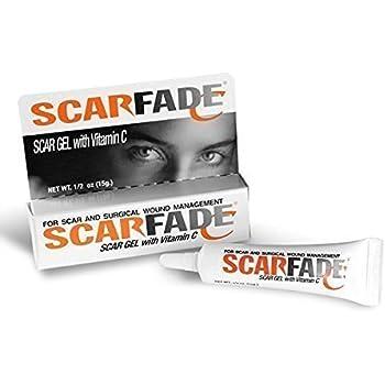 Amazon Com Scarfade Silicone Gel For Scar Repair 15g