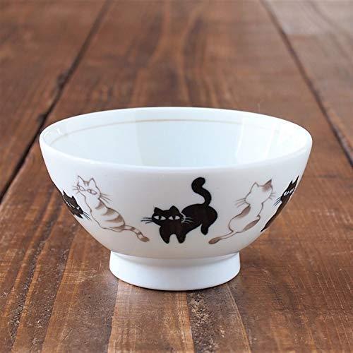 Minorutouki Mino-yaki Japanese Rice Bowl -