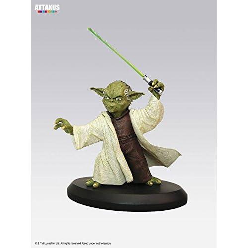 Attakus Star Wars Elite Yoda Statue, 3700472004595, 8 cm