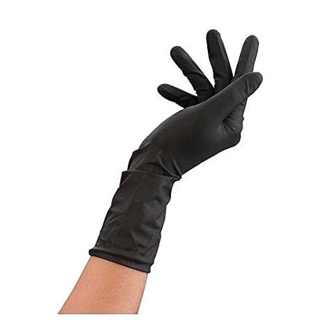 moda firmata miglior prezzo nuovo di zecca Paio di guanti neri - L: Amazon.it: Casa e cucina