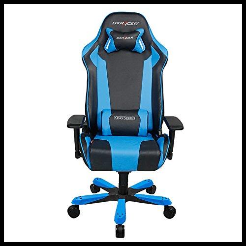 Amazon.com: DX Racer DOH/KF06/NB Newedge Edition Racing Bucket Seat Office  Chair Gaming Chair Ergonomic Computer Chair ESports Desk Chair Executive  Chair ...