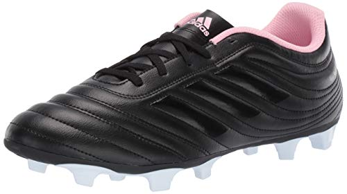 adidas Copa 19.4 Firm Ground, Black/Clear/True Pink 7 M US
