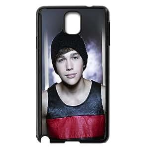Austin Mahone Samsung Galaxy Note 3 Cell Phone Case Black ghag