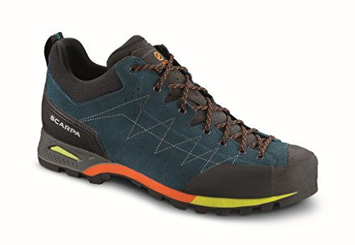 Scarpa Zodiac Tech Approach Hiking Zapatilla - SS17 lake blue