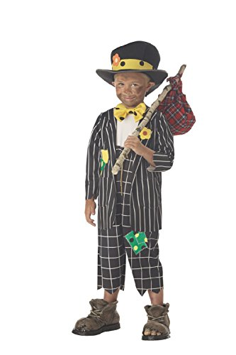 40's Mobster Costumes (Lil Circus Clown Hobo Toddler Costume)