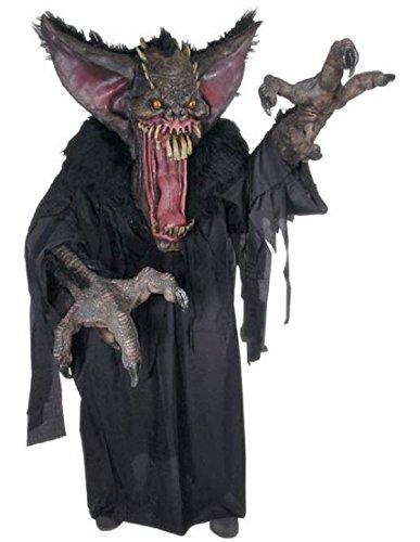 (Gruesome Bat Creature Reacher Adult Costume -)