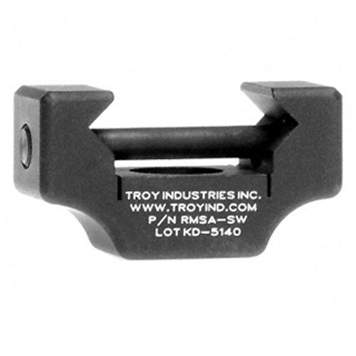 360 Push Rail - Troy Industries Q.D. 360 Push Button Rail Mount Without Swivel