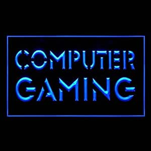 Computer Gaming Advertising LED Light Sign