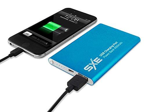 SXE 4000mAh Metal Light Weight Portable Power Bank