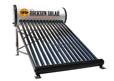 Rocksunsolar Solar Water Heater - 100 Liters Etc