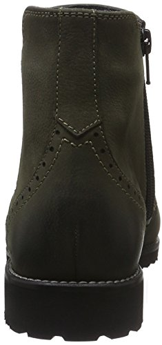 Ganter Women's Frida, Weite F Ankle Boots Green (Forest 5800)