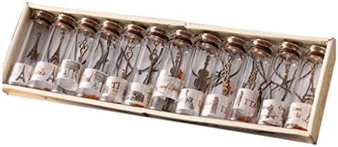 wuhan HANGZHI 12 Constelaciones Botellas de Deseos con Botellas de ...