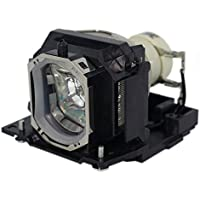 AuraBeam Professional Hitachi CP-X2521WN Projector Replacement Lamp with Housing (Powered by Philips)