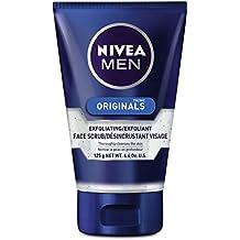 NIVEA Men Originals Exfoliating Face Scrub, 125g