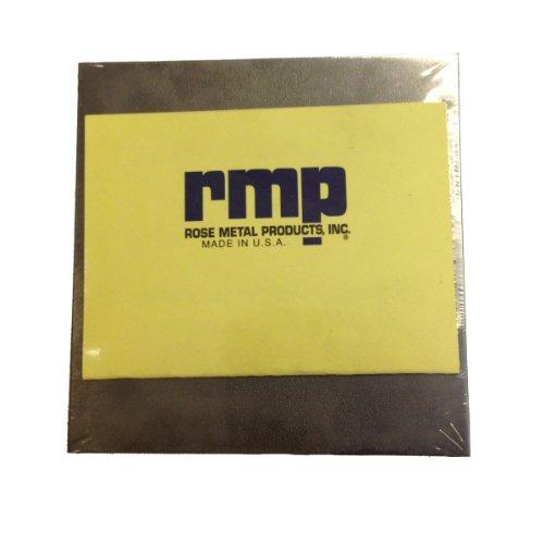[해외]RMP 스틸 벤치 블록 - 4 X 4 X 1 2 - 플랫 앤빌 주얼리 도구/RMP Steel Bench Block - 4  X 4  X 1 2  - Flat Anvil Jewelers Tool