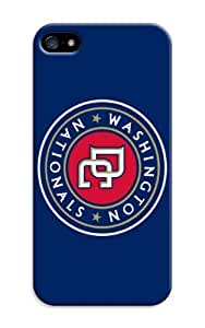 LarryToliver Customizable Series Case for iphone 5/5s - Free Packaging - Baseball Washington Nationals