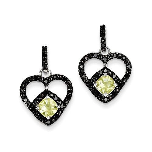 0.4 Ct Diamond Earrings - 8