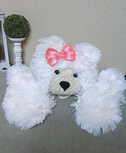 Nursery Rug Amazon: Amazon.com: Polar Bear Faux Rug Nursery Decor, Medium (34