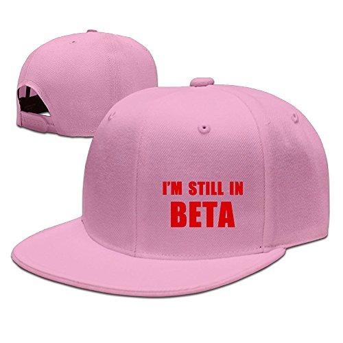 NUBIA I'm Still In Beta Sunbonnet Hat Snapback Flat Bill Cap - Kors Polaroid Michael