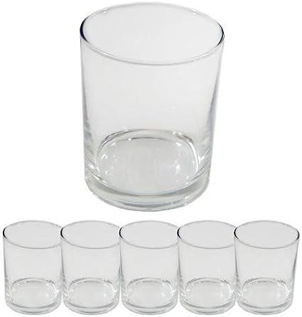 Takestop® - Set de 6 vasos de licor