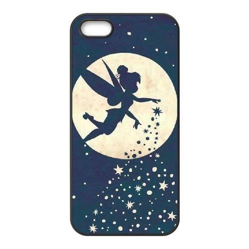 Peter Pan 009 coque iPhone 4 4S Housse téléphone Noir de couverture de cas coque EEEXLKNBC19331