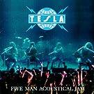 FIVE MAN ACOUSTICAL JAM CD US GEFFEN 1990