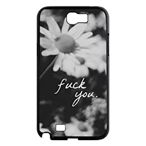 Fuck You New Fashion DIY Phone Samsung Galaxy Note4 ,customized cover case ygtg-772062 WANGJING JINDA