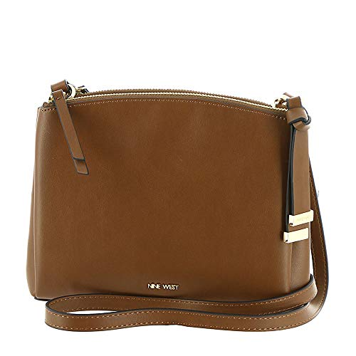 Nine West Mini - Nine West Levona Mini A-List Crossbody Cognac