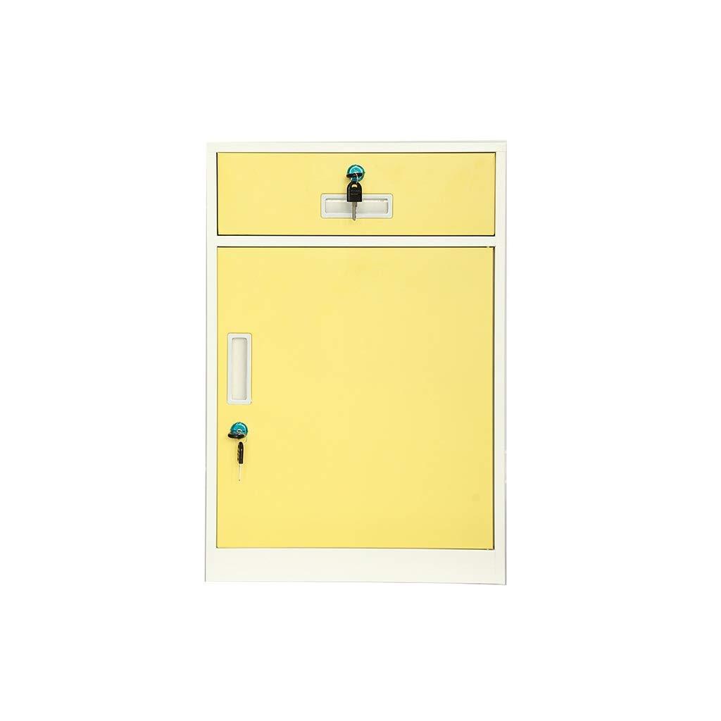 File Cabinet, Desktop Extended Drawer Office Organizer (Steel Plate) 443965CM (Color : C)