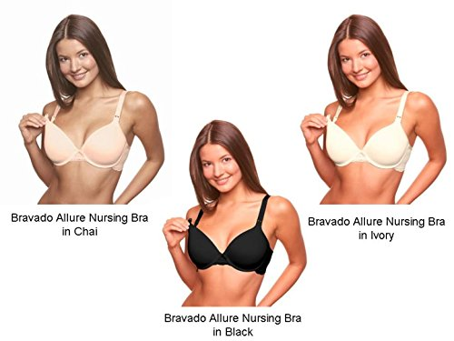 75f62ae8ae Bravado Designs Allure Underwire Nursing Bra - Buy Online in Oman ...
