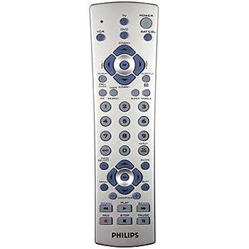 amazon com philips magnavox pm435s 4 device universal remote rh amazon com philips remote control codes for tv philips remote control codes