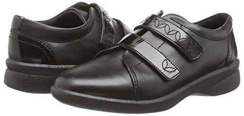 10 Nero Donna Mary Padders Basse Jane 639n black Plus Revive wqCnv0z1