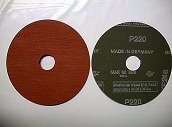 5//8-11 Thread PFERD 48194 COMBICLICK Kit 5 Disc Diameter
