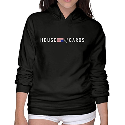 Lightweight 80's Juniors Woman's House Of Cards XX-Large - Date Of Ray Release Light