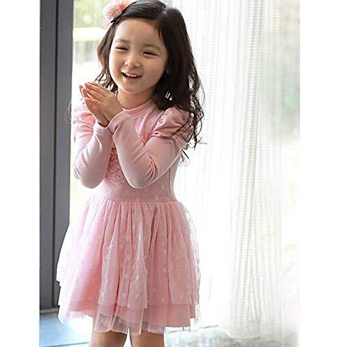 2d336a60b33 Amazon.com  Valley Boutique Flower Girl s Long Sleeve Dress Tutu Dress play wear  dress Party Dress  Clothing