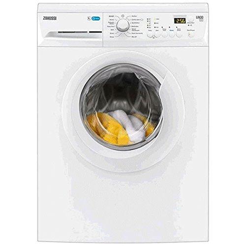 Zanussi ZWF81243W LINDO100 1200rpm Washing Machine 8kg Load Class A+++...