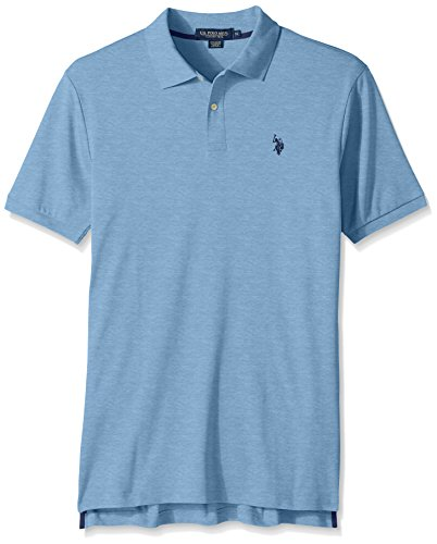 U.S. Polo Assn. Men's Solid Interlock Shirt