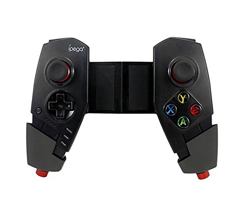iPega PG-9055 Game Controller Gamepad Portable Wireless Bluetooth 3.0 for Android 3.2 IOS 7.0 Above Smartphones Tablet PC Win7 Win8 Win10 Computer