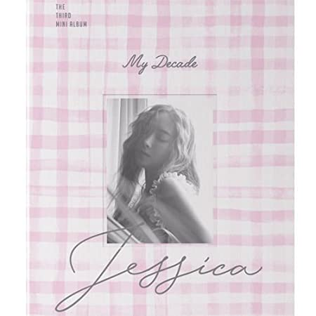 Wonderland 2nd Mini Album CD+Photobook+Photocard JESSICA