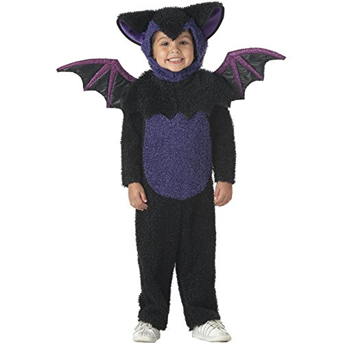 Child's Toddler Adorable Bat Costume (Size: 2-4T)]()