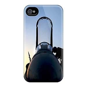 CaroleSignorile Premium Protective Hard Cases For Iphone 6- Nice Design - Jet Fighter Plane