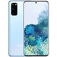 Samsung Galaxy S20 Dual SIM 128GB 8GB RAM 4G LTE (International Version) - Cloud Blue