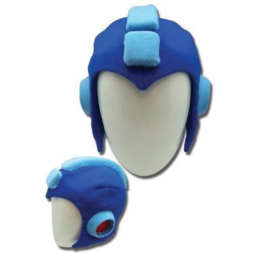 Ge Animation Mega Man Cosplay Costume Mega Man Helmet by GE (Megaman Cosplay Costume)