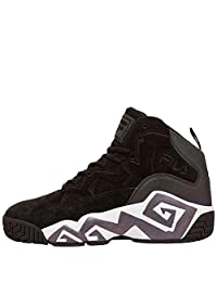 Fila Mens MB Phase Shift Suede Padded Insole Basketball Shoes