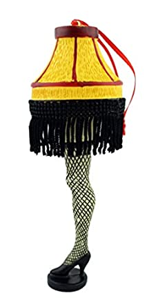 A Christmas Story Movie Leg Lamp Ornament Indoor